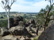 Hanging Rock summit walk